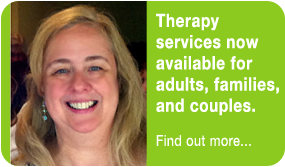Therapy Services now available for children, adults, families, and couples